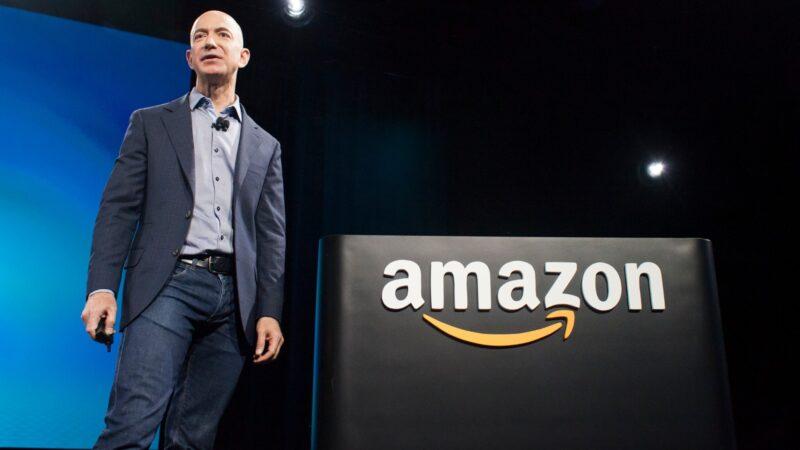 Jeff Bezos abandonne son poste de DG à Amazon