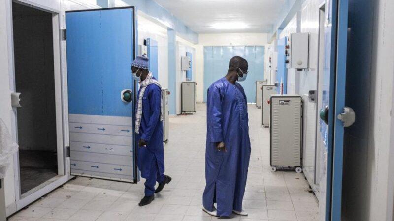 Le Sénégal démarre sa campagne de vaccination