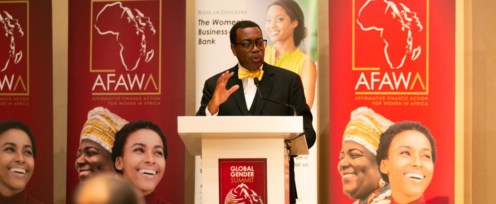 La BAD lance le programme de garantie «G4G» en faveur des entrepreneures africaines