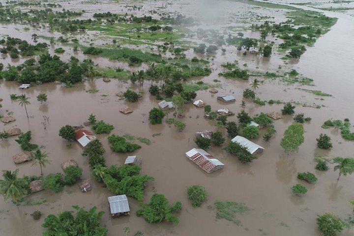 Cinq pays africains durement touchés par des événements climatiques extrêmes en 2019