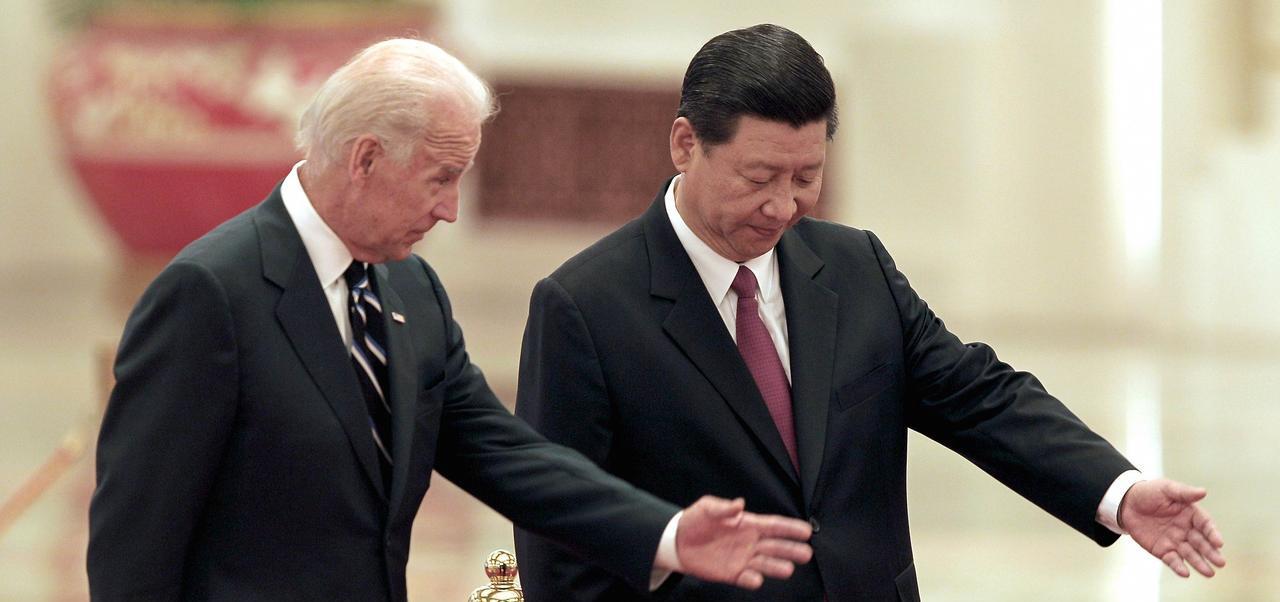 Le respect des droits humains au cœur du 1er contact entre Joe Biden et Xi Jinping