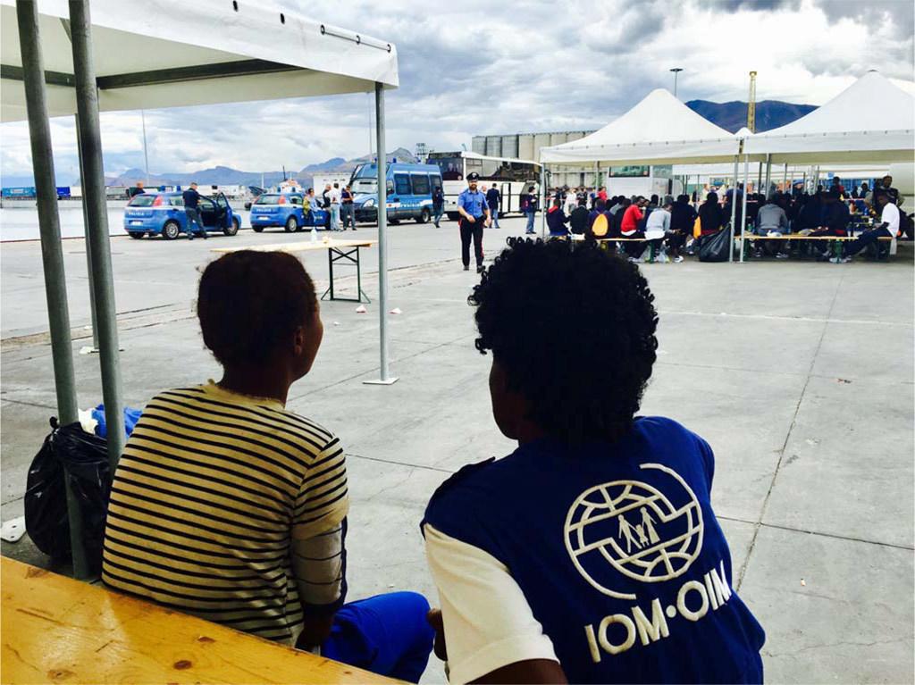 45 plans de l'OIM pour répondre aux besoins pressants des migrants