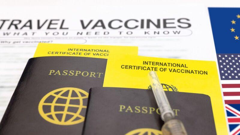 Covid-19: Le passeport vaccinal international au cœur des débats au sein de l'UE