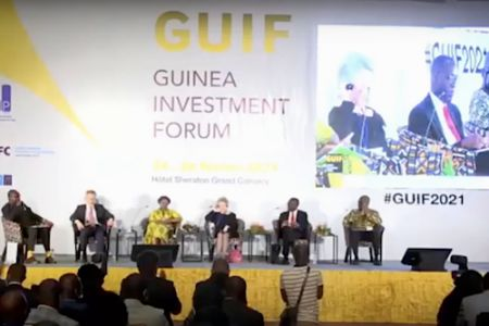 La Guinéemobilise 221 millions $ pour financer 51 projets de développement