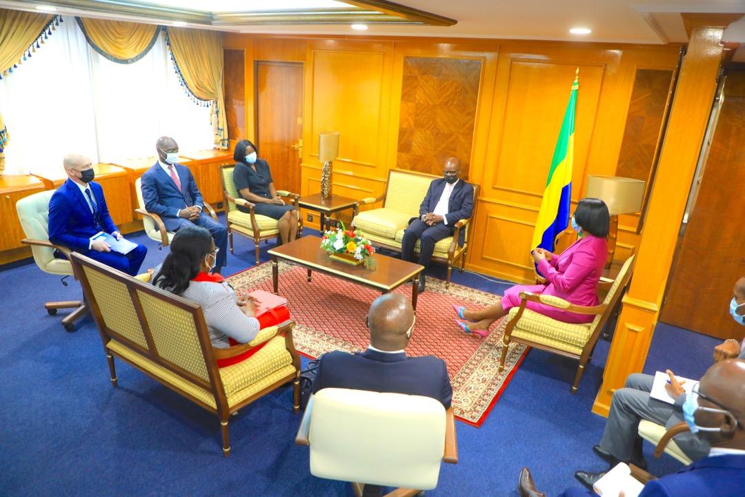 Gabon: La SFI rentre dans la dynamique de la diversification économique