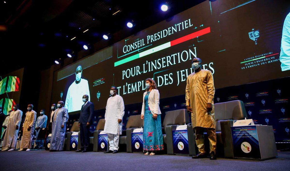 Sénégal: 450 milliards FCFA pour l'insertion et l'emploi des jeunes