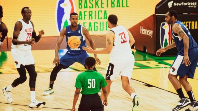 Coup d'envoi de la Basketball Africa League