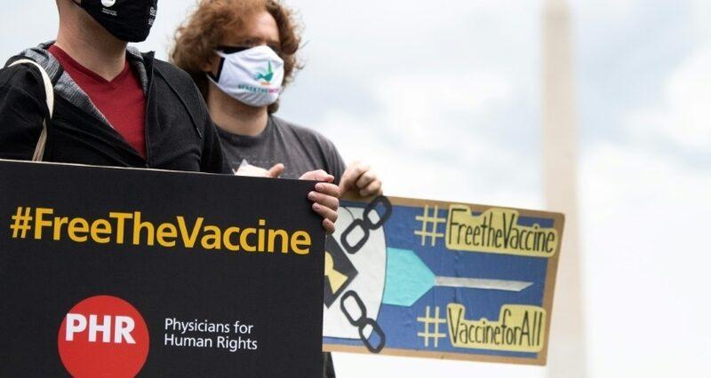 Covid-19: Washington favorable à la levée des brevets sur les vaccins