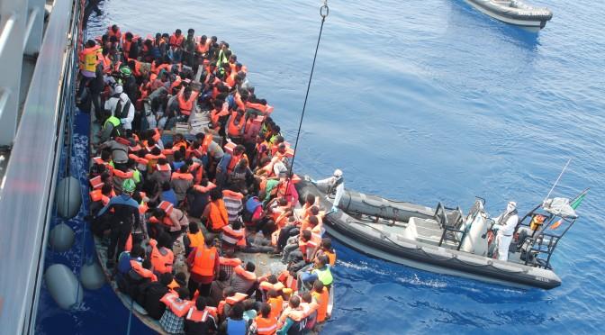 L'UE appelée à revoir sa copie en matière de gestion des migrants