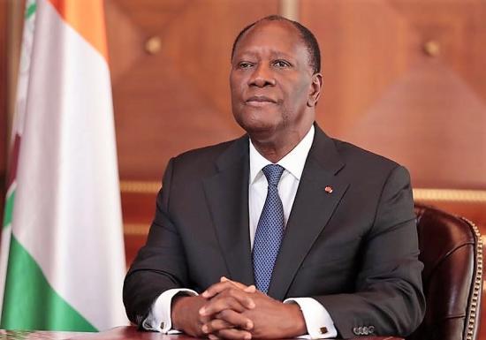 Alassane Ouattara demande au FMI plus de souplesse envers les Etats africains