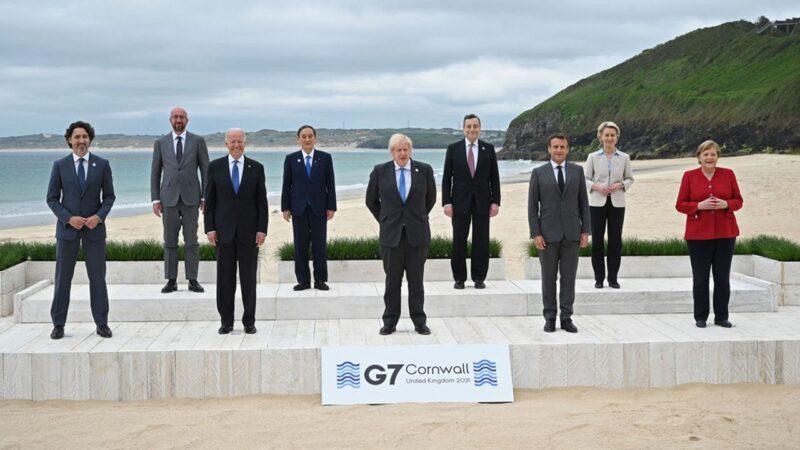Covid-19 et climat, deux sujets centraux du Sommet du G7