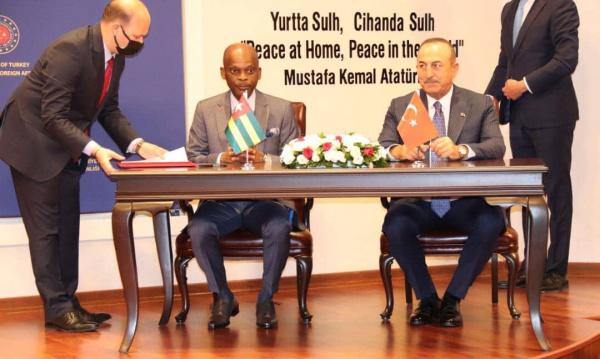 Turquie/Togo: Un forum d'affaires économiques annoncé à Lomé