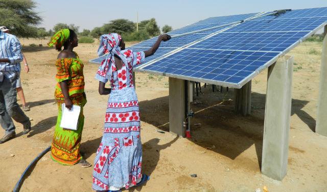 La SFI et la fondation Rockefeller mobilisent 2 milliards $ pour les énergies renouvelables en Afrique