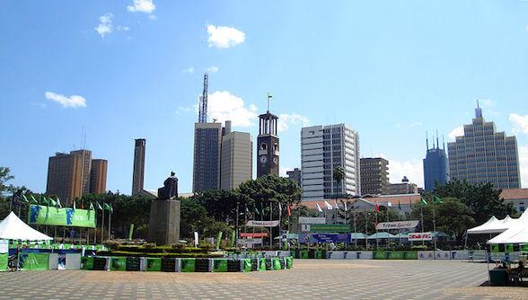 Londres débourse 184 millions $ au profit du Centre financier international de Nairobi