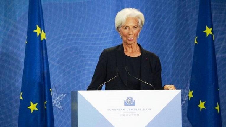 Christine Lagarde : L'économie européenne évolue au rythme du variant Delta