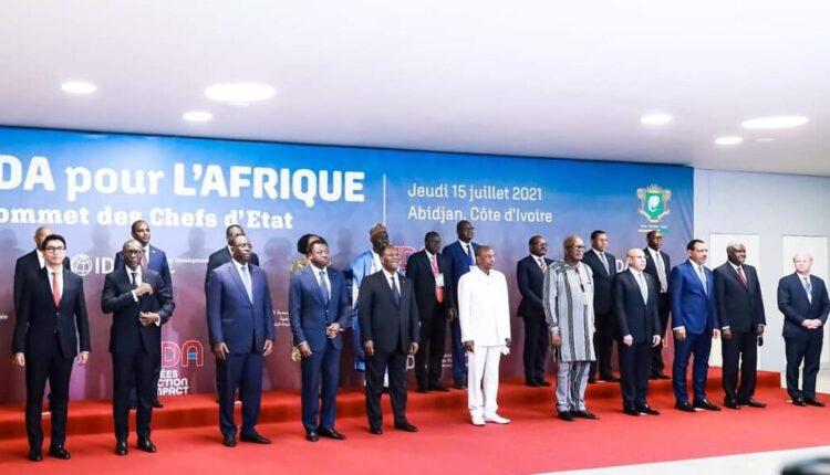 Aide aux Etats pauvres: L'Afrique demande 78 milliards $ à l'IDA