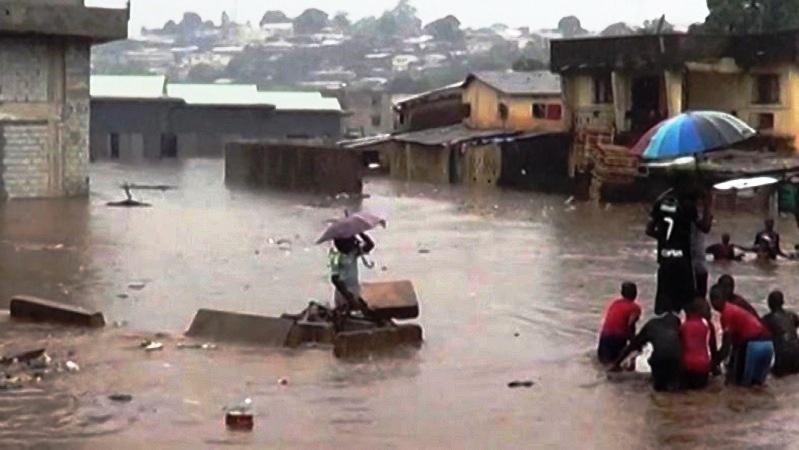 L'évolution des catastrophes naturelles présagent d'un horizon sombre