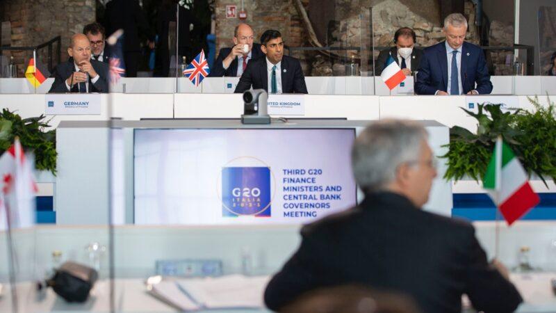 Le G20 approuve la réforme d'impôt mondial