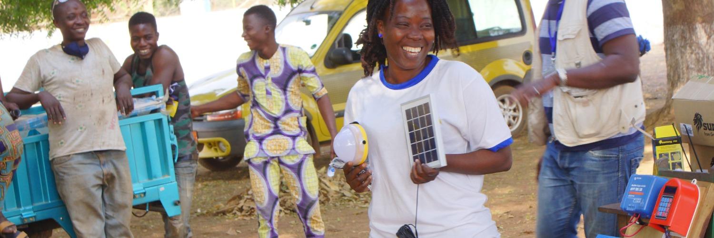 MyJouleBox investi 3 millions € dans des projets d'électrification dans 4 pays de l'UEMOA