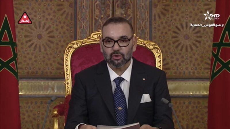 Covid-19: SM le Roi adresse ses remerciements à tous les acteurs du secteur sanitaire et appelle à rester vigilants