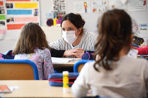Covid-19: L'UNICEF plaide pour la priorité aux enseignants et au personnel des établissements scolaires dans la vaccination