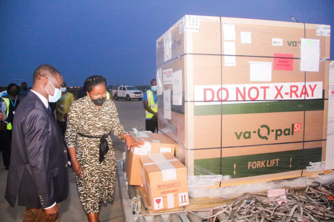 Riposte vaccinale: Le Togo, 1er pays à recevoir le vaccin Johnson & Johnson produit en Afrique