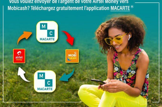 Gabon: «Macarte», pour remporter la bataille de l'inclusion financière