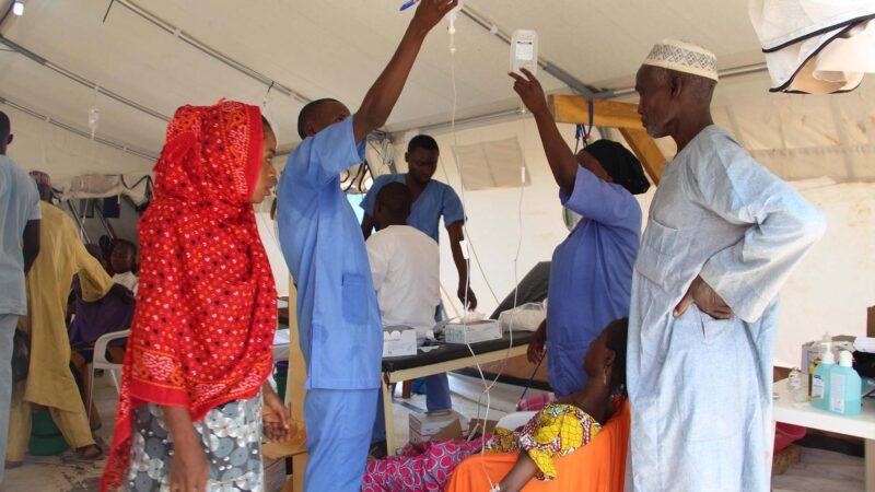Une épidémie de choléra fait plus 2.300 morts au Nigeria