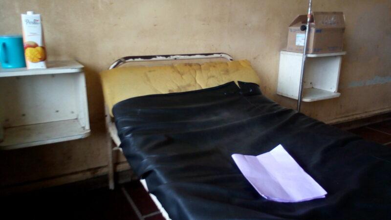 Brazzavillese plaint du manque de matériels dans les hôpitaux publics