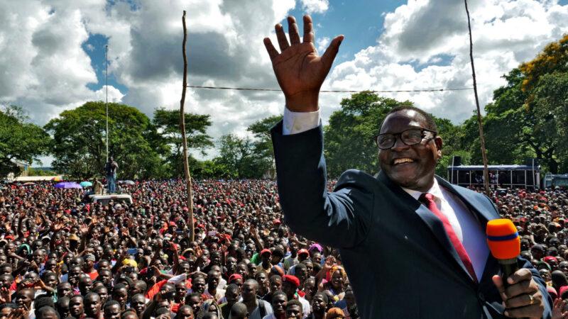 Le Malawi récompensé aux USA, pour sa démocratie