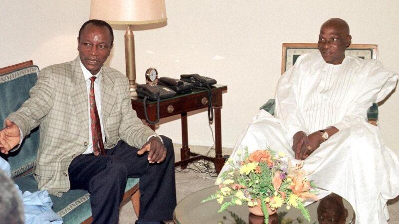 Guinée:Abdoulaye Wade prêt à héberger Alpha Condé dans sa villa à Dakar