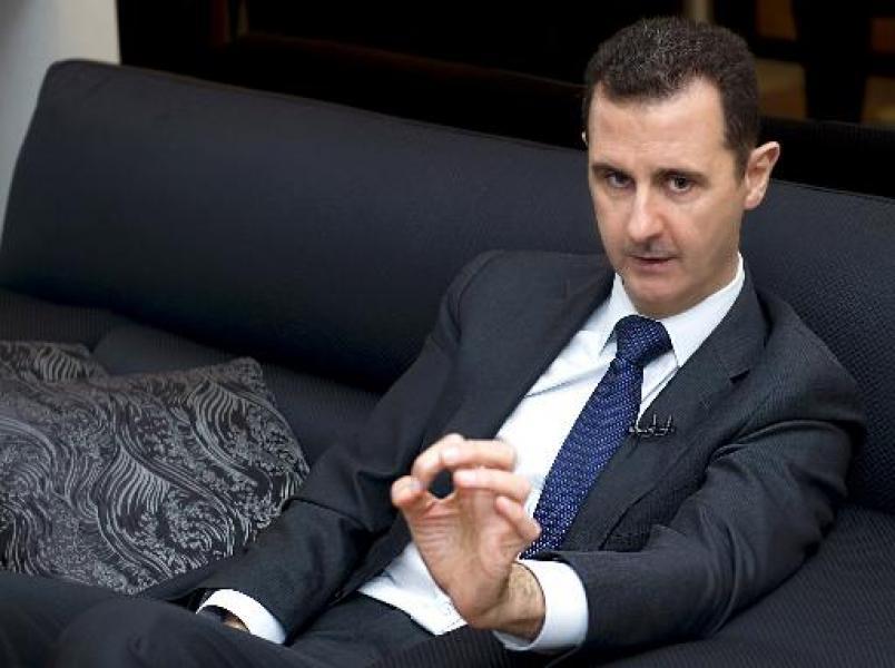 Syrie : Assad s'en prend à l'Europe
