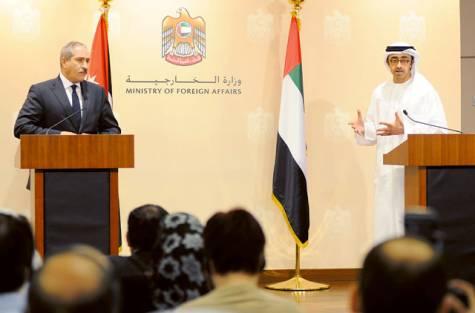 Les monarchies du Golfe solidaires avec la Jordanie