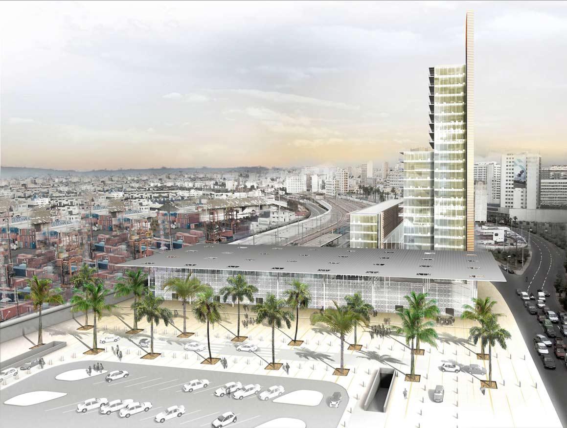 Maroc : Casablanca  2020