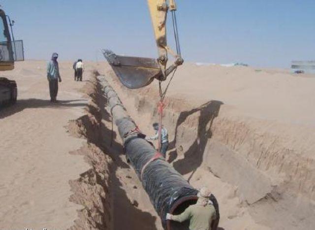 Algérie : Transfert d'eau dans le sud