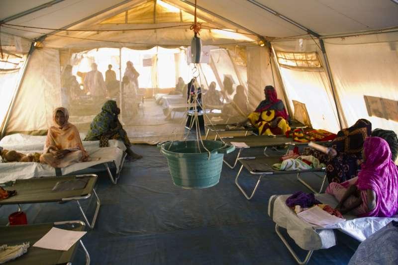 Malnutrition sévère en Mauritanie