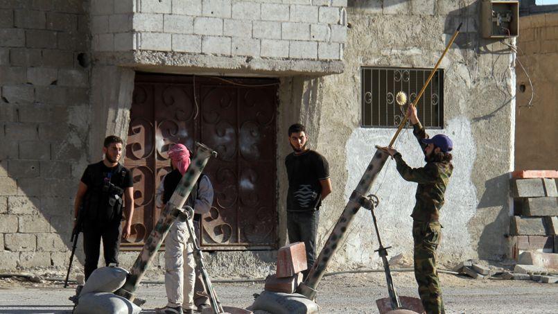 Syrie : Une ligne rouge étant franchie par Assad, Obama décide d'armer les rebelles