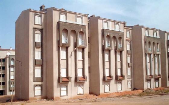Algérie: construction de nouvelles cités