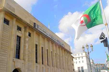 Algérie : L'APN et  le trésor public