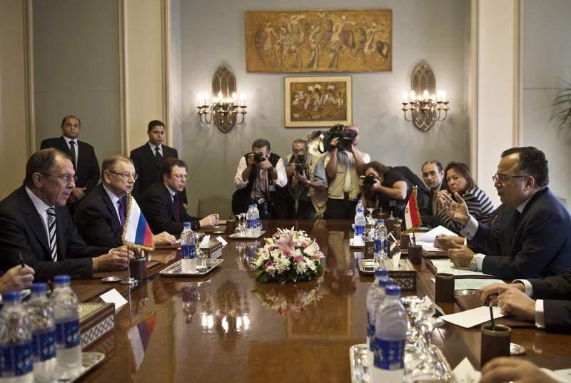 Coopération militaire : Vers un accord entre la Russie et l'Egypte