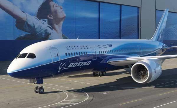 Dommages et intérêts pour le Dreamliner 787 de Boeing à Qatar Airways