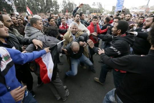 Violences en Egypte: rien ne va plus