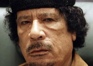 Washington cherche un pays d'accueil pour Kadhafi