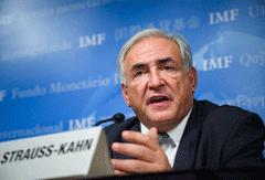 Dominique Strauss-Kahn : Plan Marshal pour Haïti
