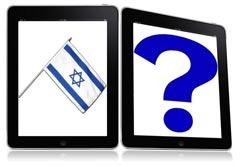 Israël, pour ou contre l'iPad ?