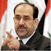 Nouri al-Maliki en tête des législatives Irakiennes à Bagdag :