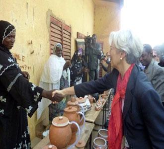 Niger : L'assistance financière  du FMI