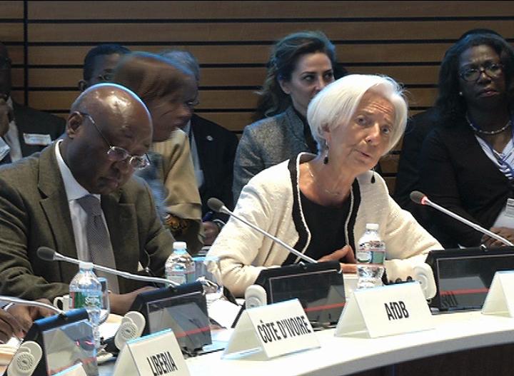 Le FMI au secours de la Guinée très affectée par Ebola