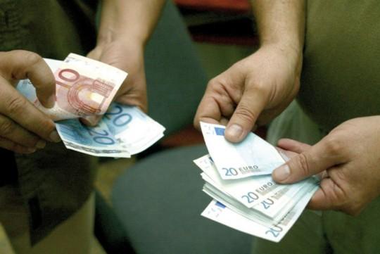 Algérie: le marché informel de la devise