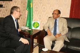 Mauritanie : Contribution de l'UE au développement